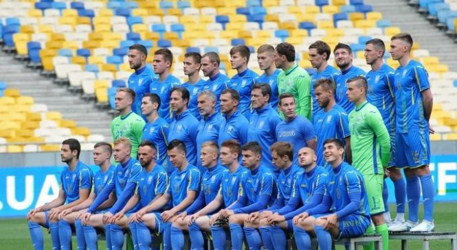 Сборная Украины сыграет товарищеский матч с Италией