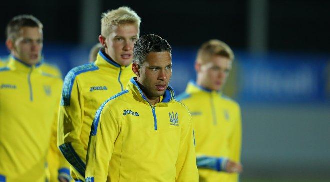 Марлос: Болельщики заслужили чтобы сборная Украины попала на большой форум