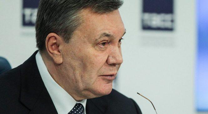 В сеть попал текст обращения Януковича к Путину о введении войск в Украину