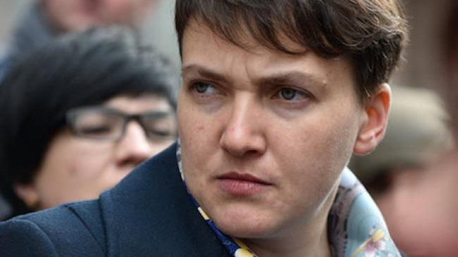 Савченко задержали при попытке совершить теракт в Верховной Раде