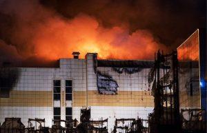 Количество жертв трагедии в Кемерово может достигать 350 человек