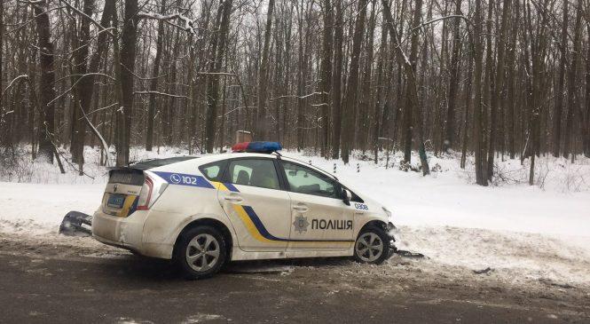 В Запорожье полицейские подстрелили своего коллегу