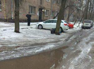В центре Запорожья обнаружили 2 трупа