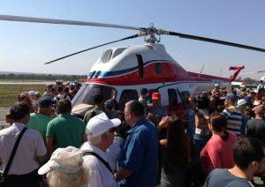 На «Мотор Сич» анонсировали серийный выпуск вертолетов