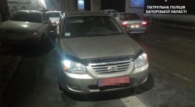 В Запорожье задержаны подозреваемые в похищении автомобилей