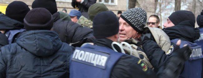 Подробности резонансного конфликта в Запорожье, — ФОТО, ВИДЕО