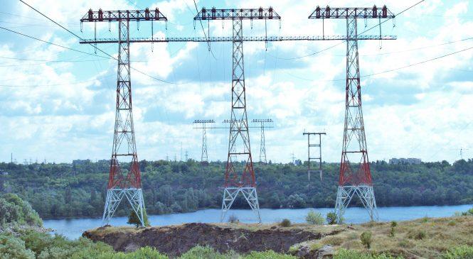 Запорожскую область ожидает энергетическая и экологическая катастрофа
