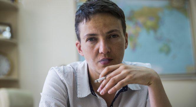 Надежда Савченко требует от Президента уволить Генпрокурора Юрия Луценко