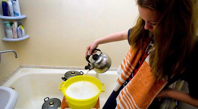 В Запорожье в одном из районов на некоторое время отключат горячую воду и отопление