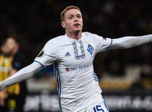 Виктор Цыганков — игрок недели в Лиге Европы
