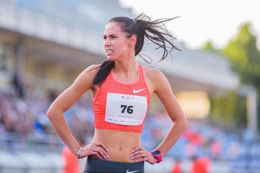 Запорожская легкоатлетка стала четвертой на чемпионате мира