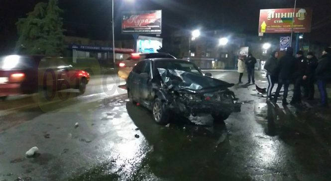Водитель, разгромивший 3 авто в Мелитополе, отделался штрафом в 340 гривен
