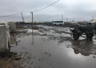 Ад на земле: в сеть попали фото затопленного лагеря ВСУ в Николаевской области