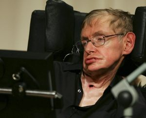 Умер легендарный ученый Стивен Хокинг