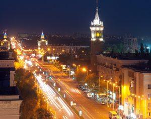 97 лет назад Александровск переименовали в Запорожье