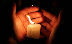 В Запорожье религиозный атрибут стал причиной пожара