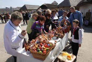 Программа празднования Пасхи в Запорожье