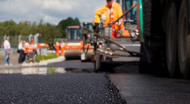 В Мелитополе центральный проспект будут ремонтировать три недели