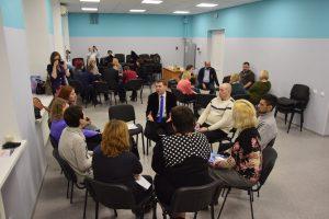 Запорожские депутаты: переселенцы должны иметь возможность избираться и быть избранными (ФОТО)