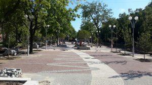 В Запорожье планируют снять финансирование для реконструкции проспекта Маяковского и парка «Дубовая Роща»