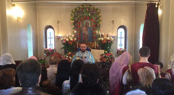 Сегодня армянская община Запорожья отмечает Пасху (Затик) (ФОТО)