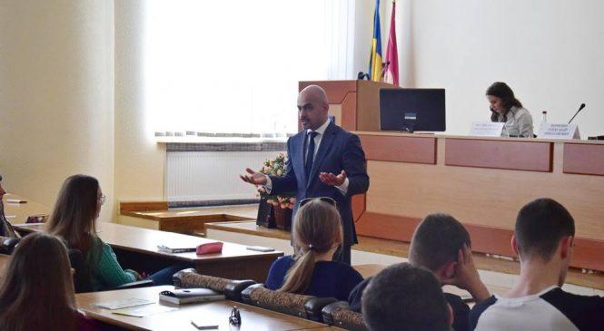 Депутаты-«еврооптимисты» — запорожским студентам: «Вы — надежда и будущее Украины»