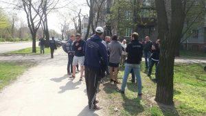 Компания Владимира Кальцева отрицает причастность к недавним событиям в парке в центре города