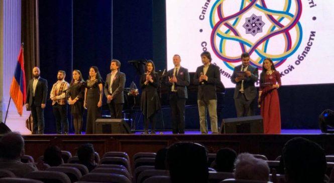 В Запорожье прошел концерт-реквием, посвященный 103-й годовщине Геноцида армянского народа