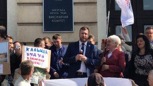 Запорожские многоэтажки могут повторить судьбу аварийного дома на бул. Шевченко, — депутат горсовета