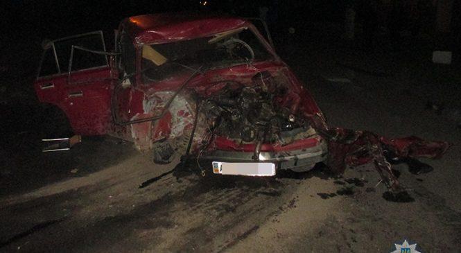 Трагическое ДТП под Запорожьем — погибли 2 человека (Фото)