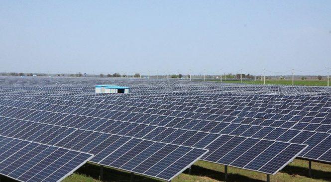Запорожский регион будет получать энергию за счет солнца