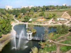 На благоустройство ландшафтного парка возле запорожской «Радуги» хотят выделить три миллиона