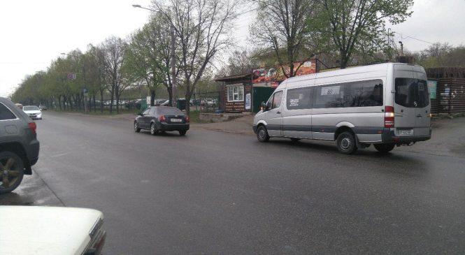 В Шевченковском районе Запорожья спринтер сбил человека