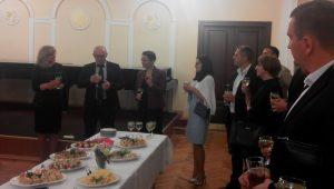 «Было бы прекрасно, если бы французские и украинские люди искусства делали больше совместных проектов», — посол Франции посетила «Французскую весну» в Запорожье