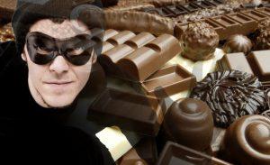 В Запорожской области задержали «шоколадного вора»