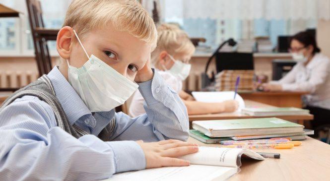 В Запорожье пять детей подхватили инфекцию
