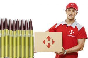 В Запорожской области мужчина получил посылку с целым арсеналом боеприпасов