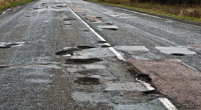 Стало известно, какую часть «дороги жизни» Запорожье-Мариуполь смогут отремонтировать в 2018 году