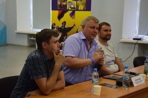 В Запорожье открыли фестиваль «История.UA»