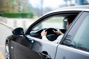 Соцсети: водитель иномарки в Запорожье до ужаса напугал прохожих