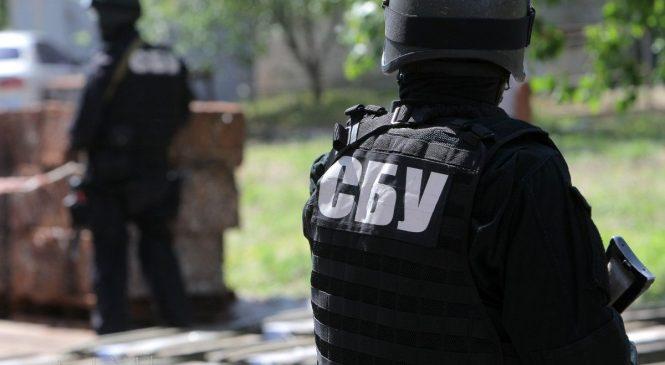СБУ и Департамент внутренней безопасности Нацполиции проводят обыски в нескольких райотделах полиции Запорожья
