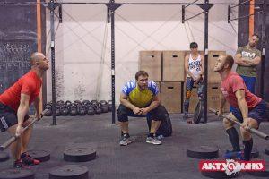 В Запорожье прошел спортивный семинар известного тяжелоатлета