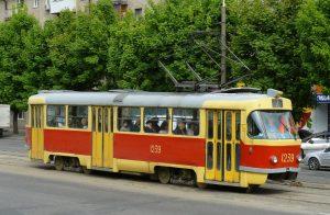 Вместо трамваев в Запорожье на маршрут выйдут автобусы (График)