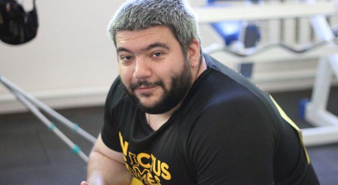 Запорожский спортсмен привез золото из столицы (фото,видео)