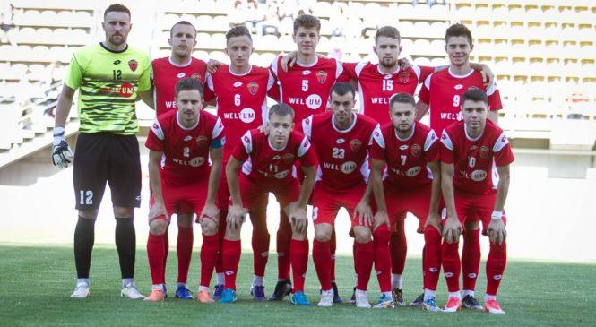 Фанатам футбола на заметку: запорожцы на «Славутич Арене» выиграли матч (фото)
