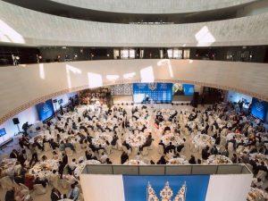 Губернатор, заместитель главы облсовета и депутаты от Запорожской области побывали на молитвенном завтраке при участии президента, премьер-министра и духовенства (фото)