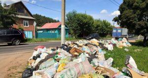 Запорожская компания по вывозу бытовых отходов объяснила причину сбоя в графиках вывоза мусора