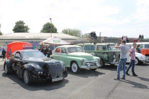В Запорожье начался фестиваль ретро-автомобилей, – ФОТОРЕПОРТАЖ