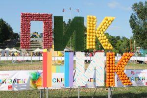 «Пикник на Радуге»: чем порадовал запорожцев фестиваль уличной еды — ФОТОРЕПОРТАЖ