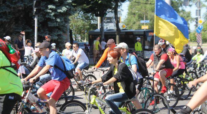 В Запорожье на Велодне собрались около 10 тысяч велосипедистов, – ФОТОРЕПОРТАЖ